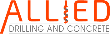 Allied Drilling and Concrete LLC Logo
